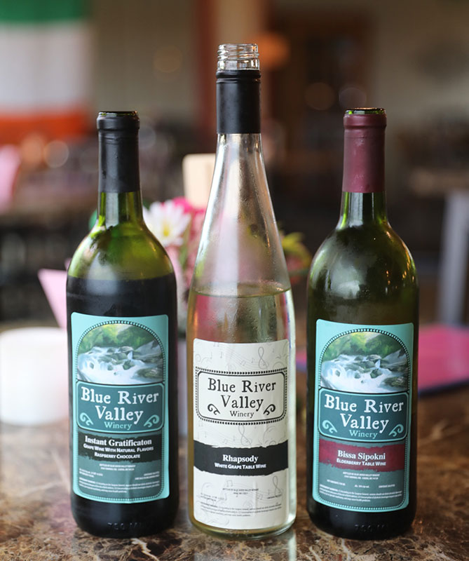 Blue River Valley Winery